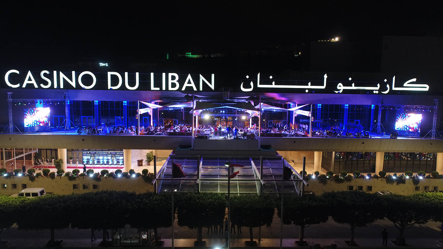 Image result for Casino du Liban